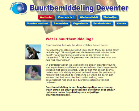 Buurtbemiddeling Deventer